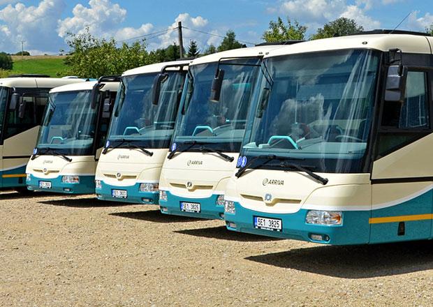 Arriva Východní Čechy uvedla nové autobusy pro Pardubicko