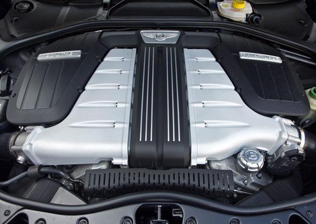 Bentley se nevzd� motor� W12