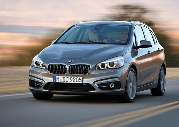 BMW 2 Active Tourer p�it�hne ke zna�ce nov� z�kazn�ky