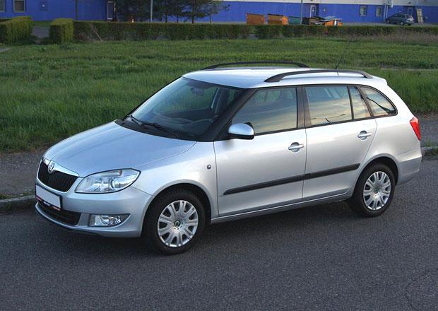 Ojetá Škoda Fabia: Vsaďte na kombi a 1.2 TSI