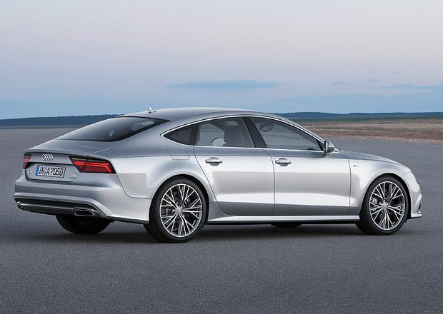 Audi A7 Sportback: V Česku od 1.309.900 Kč