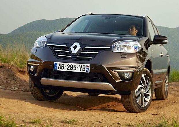 Druhá generace Renaultu Koleos potvrzena