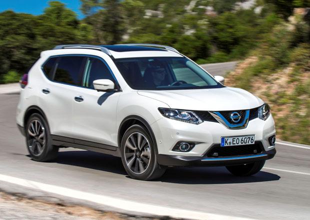 Nissan X-Trail na trhu od 643.900 Kč (+ porovnání s konkurenty)
