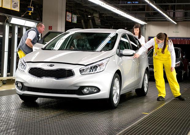 Kia se chystá vyrábět v Mexiku