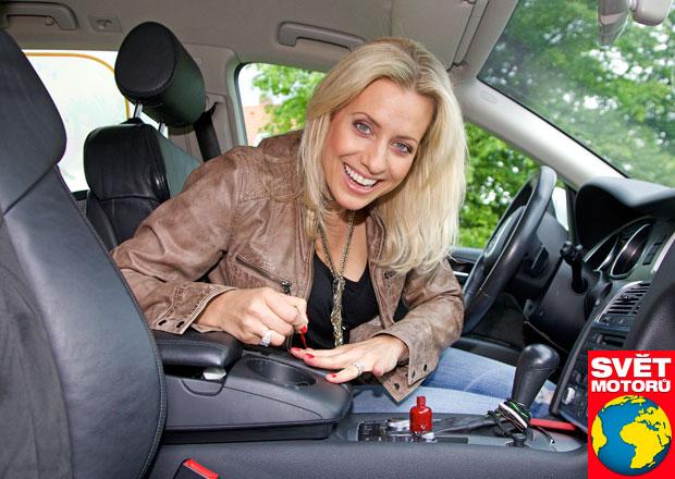Rozhovor s Terezou Mátlovou: Nebýt auta, byla bych hloupější