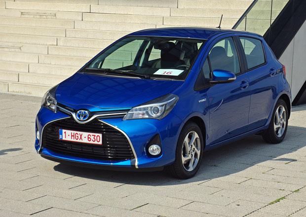 Toyota Yaris 2014: První jízdní dojmy