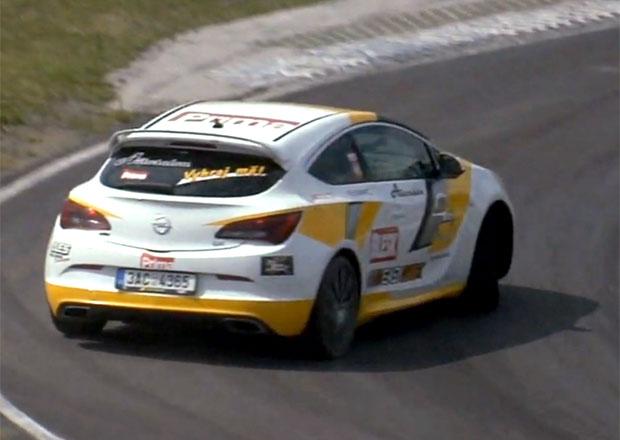 Soutěž v driftování, 19. kolo: Vítěz získá Opel Astra OPC