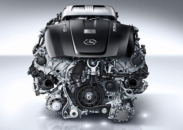 Mercedes chystá u V8 plošný downsizing
