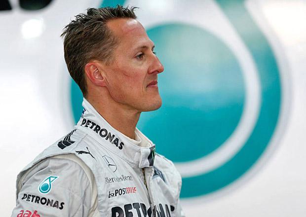 Manželka Michaela Schumachera se zbavuje zbytečností, prodává jeho tryskáč
