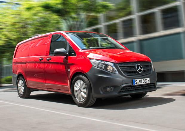 Mercedes-Benz představuje Vito nové generace