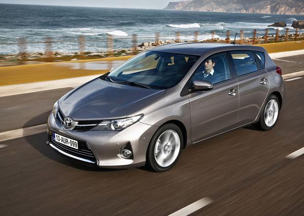 Toyota Auris přijde i za oceán. Jako Scion.