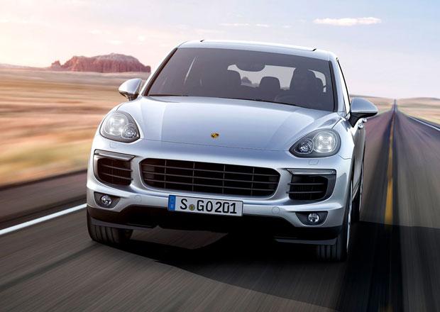 Porsche Cayenne: Z�kladn� verze kon��, p��li� konkurovala Macanu
