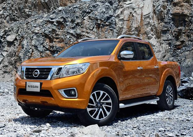 Ter�nn� Nissan vze�l� z nov� Navary p�ijde na �adu p��t� rok