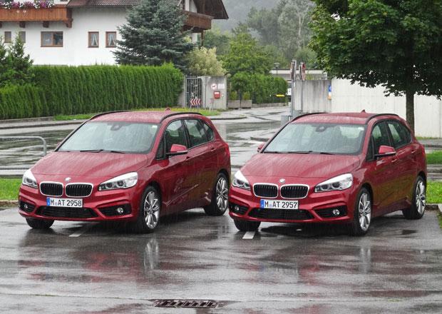 BMW 2 Active Tourer: První jízdní dojmy