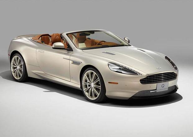 Aston Martin DB9 Volante pro milovn�ky kon�