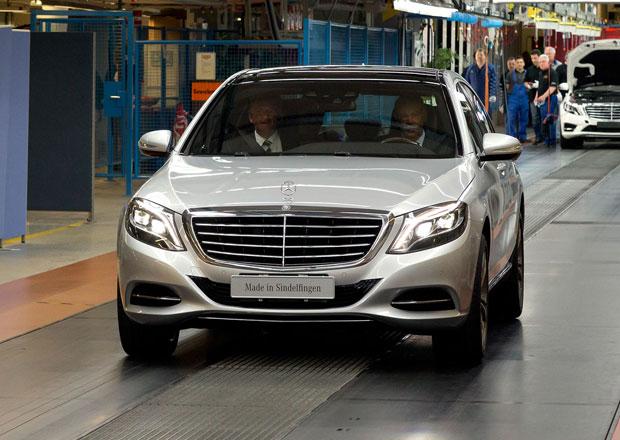Mercedes-Benz a jeho plány nejen s třídou S