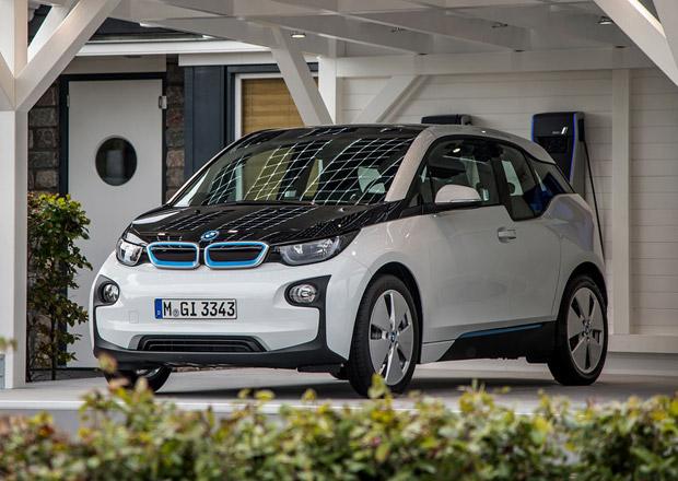 BMW i3 m�ete m�t na operativn� leasing za 12.099 K� m�s��n�