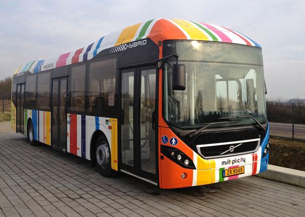 Volvo Buses a ABB partnery ve v�voji elektrick�ch a hybridn�ch autobus�