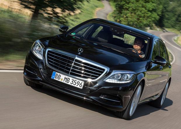 Mercedes-Benz S 500 Plug-in Hybrid: V Česku od 2.888.270 Kč