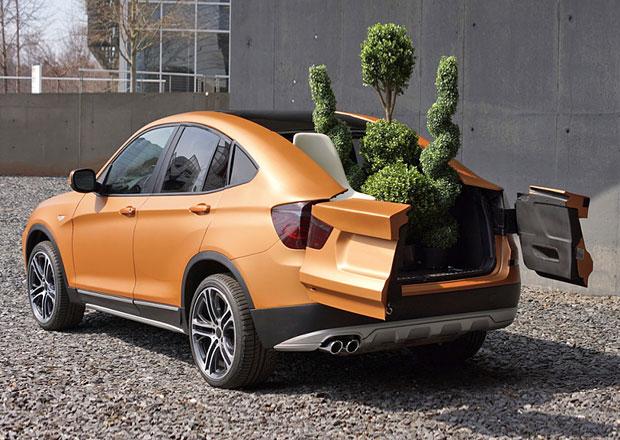 BMW Deep Orange 4 Concept: X3 jako stylový pick-up