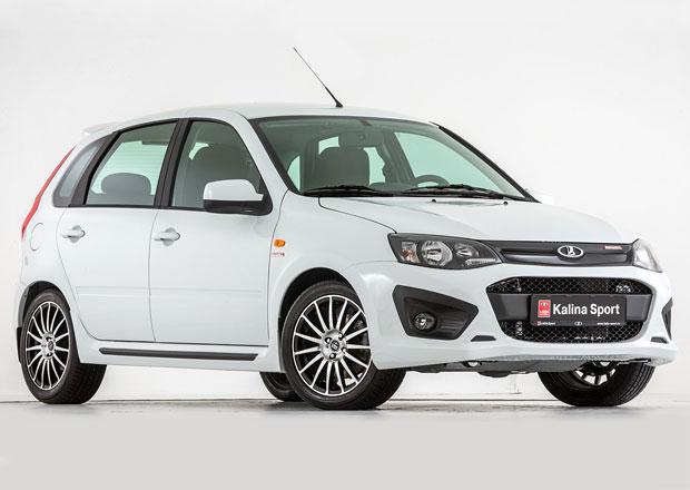 Lada Kalina Sport: Ruský hot hatch má jen 87 kW
