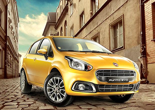 Fiat Punto Evo: Je tu další facelift, debutuje v Indii