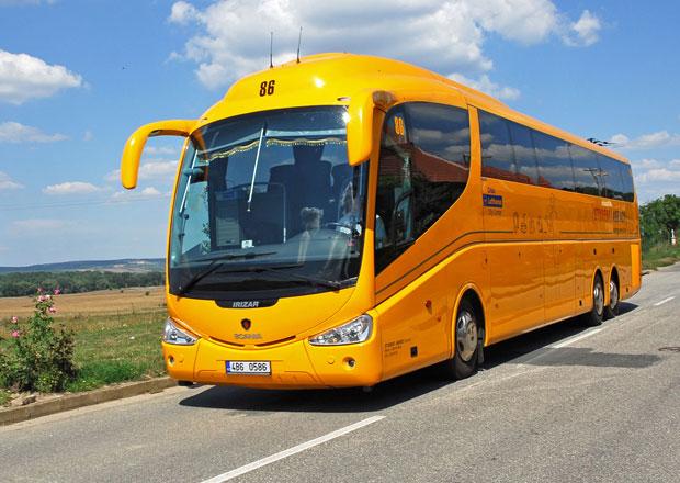 Autobusům Student Agency roste počet cestujících