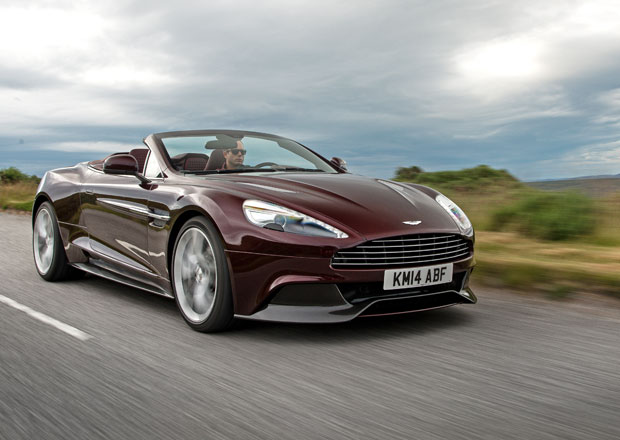 Aston Martin Rapide a Vanquish dostanou osmistupňový automat