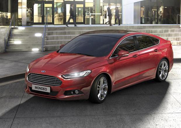 Nový Ford Mondeo se v říjnu konečně dostane do Evropy