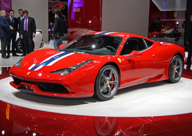 Ferrari M458-T bude odhaleno v �enev�