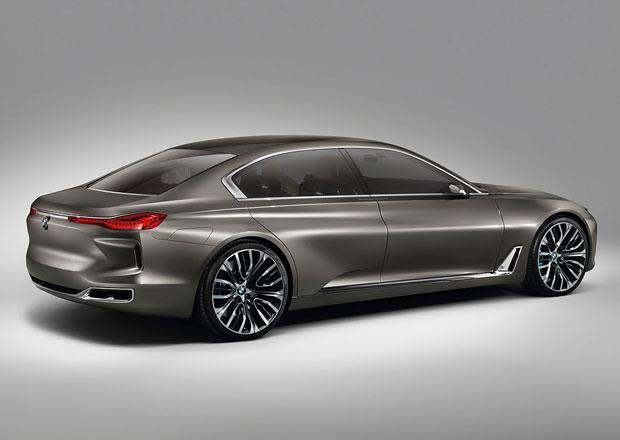 BMW řady 7 G11/12 zhubne až 170 kg díky karbonu a hořčíku