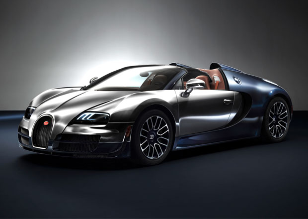 Bugatti Veyron Grand Sport Vitesse Ettore Bugatti: Pocta zakladateli zna�ky