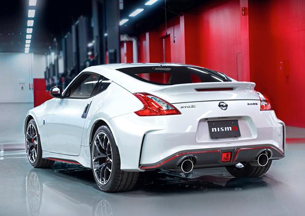 Nástupce Nissanu 370Z bude hybrid s motory Mercedes