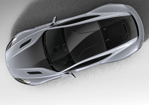 Nástupce Aston Martinu DB9 použije místo dvanáctiválce osmiválec