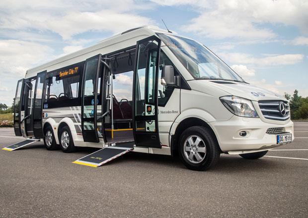 Autobusy Mercedes-Benz a Setra pro IAA