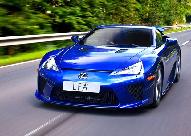 Lexus LFA bude mít nástupce. Jednou...
