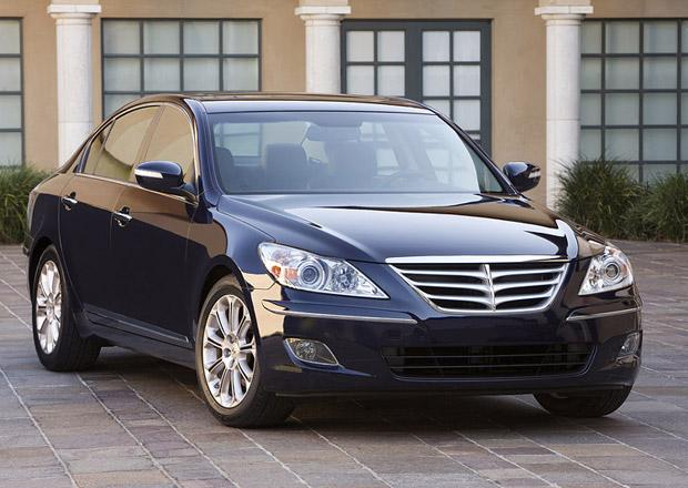 Hyundai dostal pokutu přes 17 milionů dolarů za neprovedený recall Genesisu