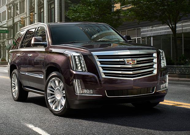 Cadillac Escalade Platinum: To nejluxusnější od GM