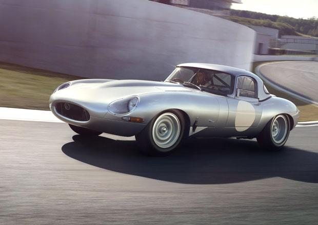 Jaguar New Lightweight E-Type: Výroba zbývajících závoďáků zahájena