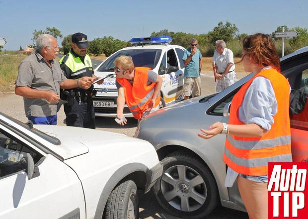 Nehoda v zahraničí: Poradíme vám, co dělat