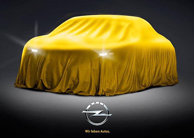 Opel: Hádejte, které auto představí v Moskvě