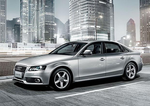Čína prý vyměří automobilce Audi pokutu v přepočtu 845 milionů Kč