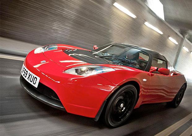 Tesla Roadster: Nové Li-Ion akumulátory prodlouží dojezd až na 640 km