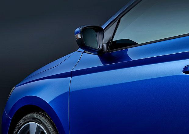 Škoda Fabia III, 4. díl: Zrcátko, přední blatník a klika dveří