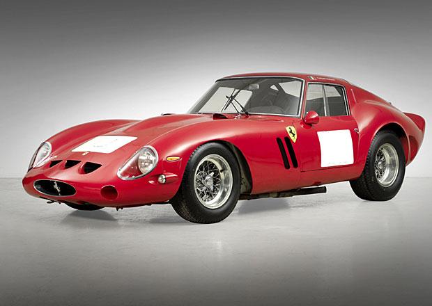 Ferrari 250 GTO je nejdražší auto světa, bylo vydraženo za 800 milionů Kč
