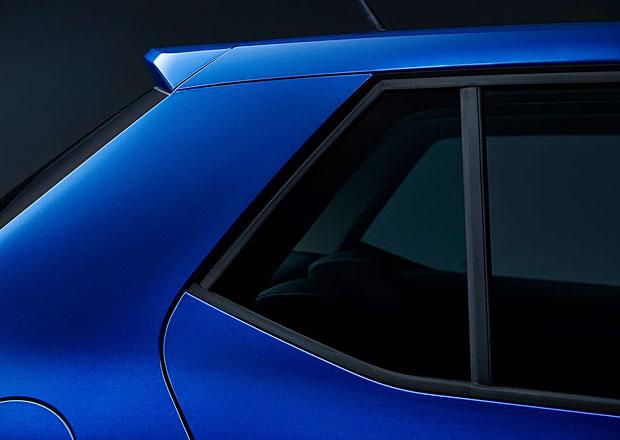 Škoda Fabia III, 5. díl: Linie sloupku C a okna zadních dveří