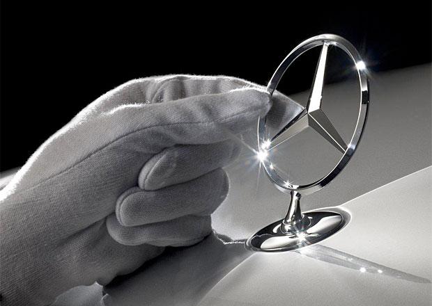Mercedes-Benz podle čínských úřadů manipuloval s cenami