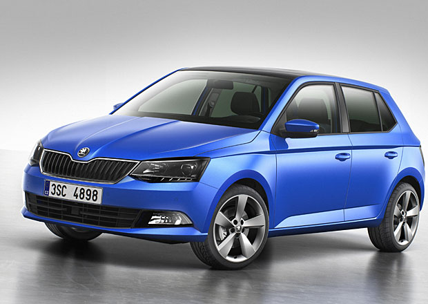skoda fabia 3 british automotive. Black Bedroom Furniture Sets. Home Design Ideas