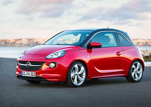 Opel Adam: Stylov� prcek m� na sv�m kont� u� 100.000 objedn�vek