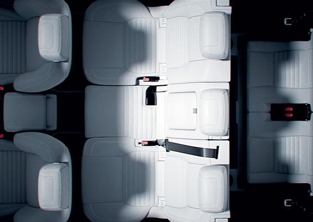 Land Rover Discovery Sport: Interiér v prvním videu